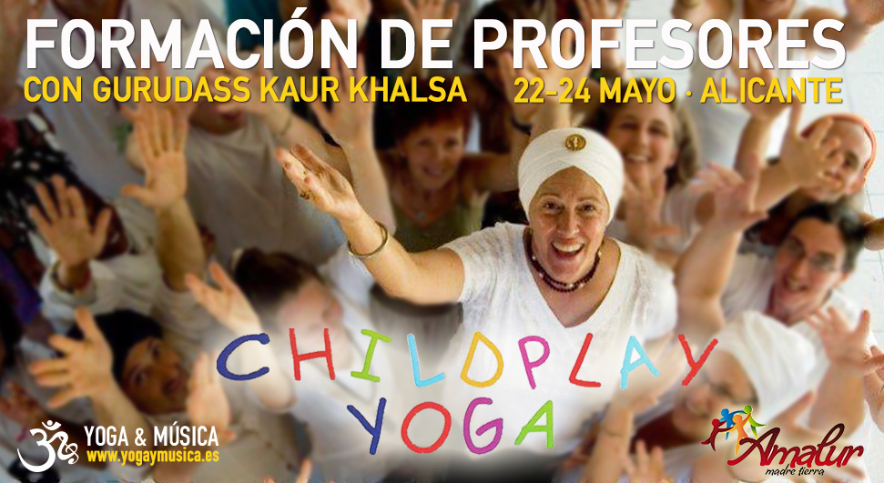 Childplay Yoga en Alicante 2020